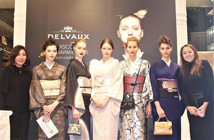 DELVAUX 2017-2018年秋冬コレクション